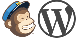 Australian MailChimp and WordPress services