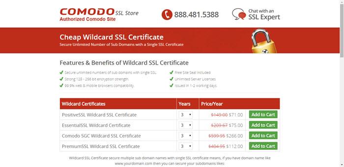 Free Professional Resume » cheapest wildcard ssl certificate ...