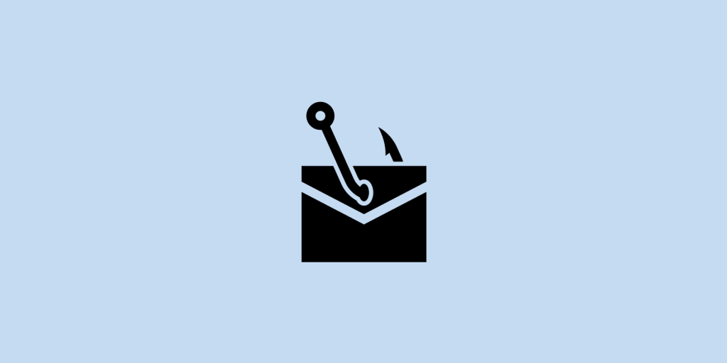 Email with fish-hook