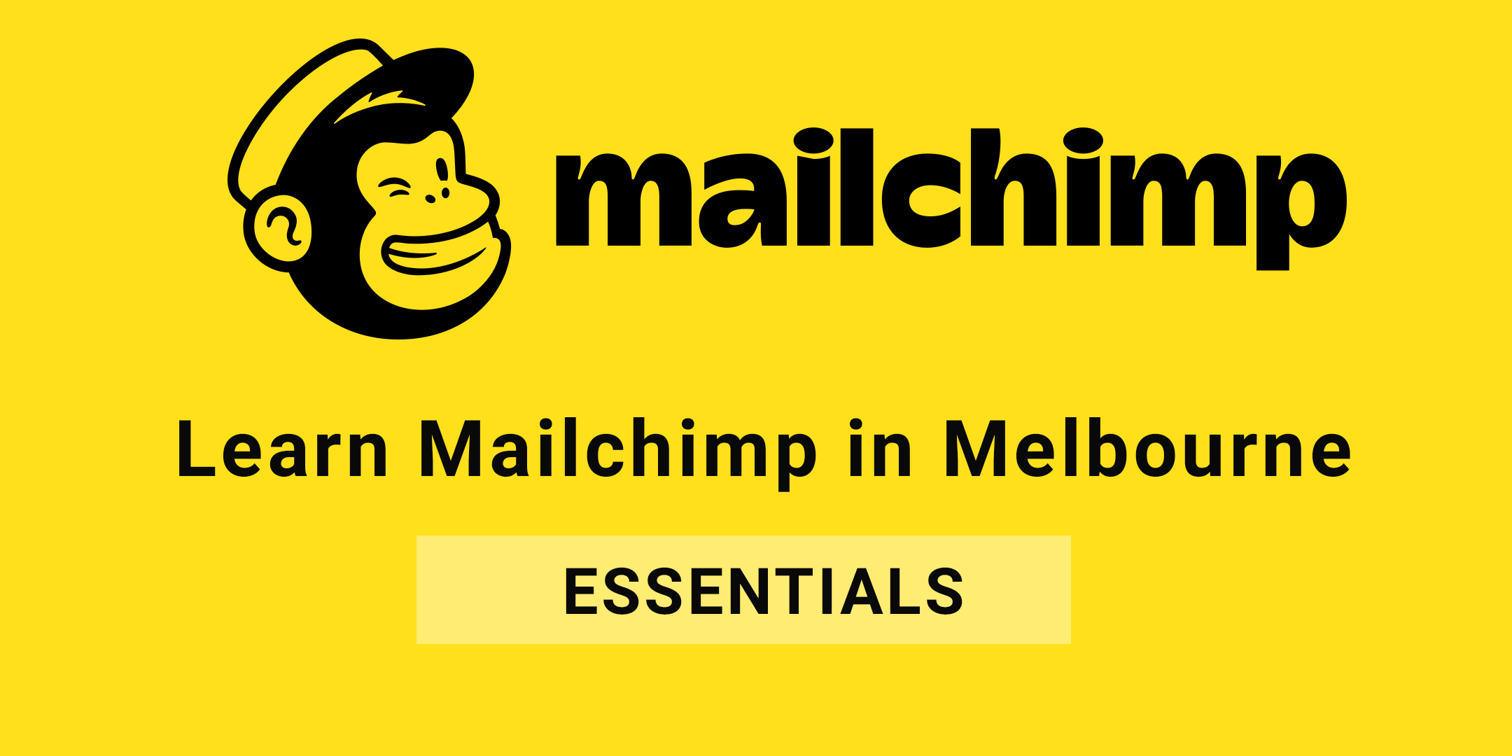 Melbourne Mailchimp training